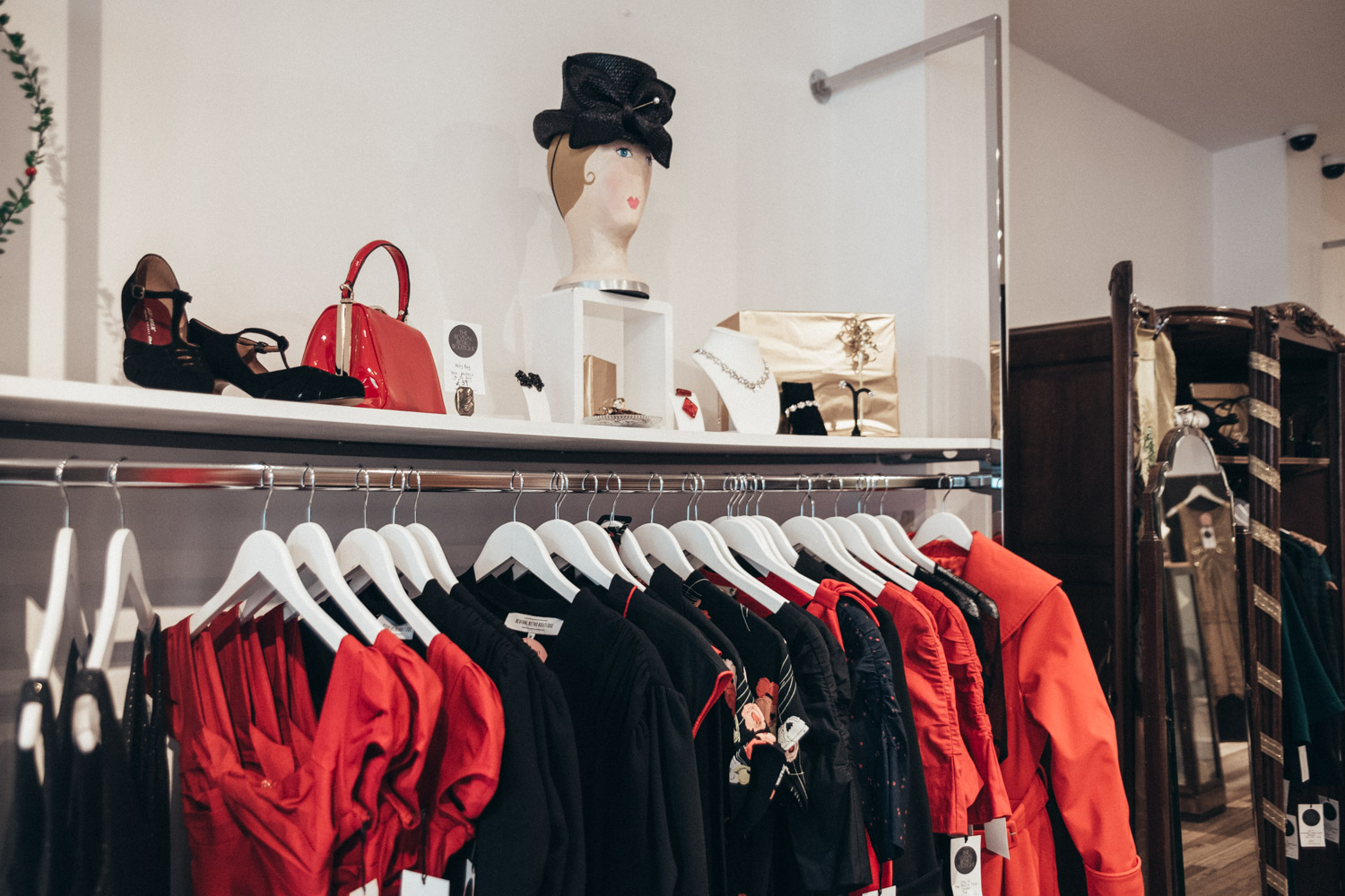 The Revival Retro Boutique | En Mary Poppins-Guide till London
