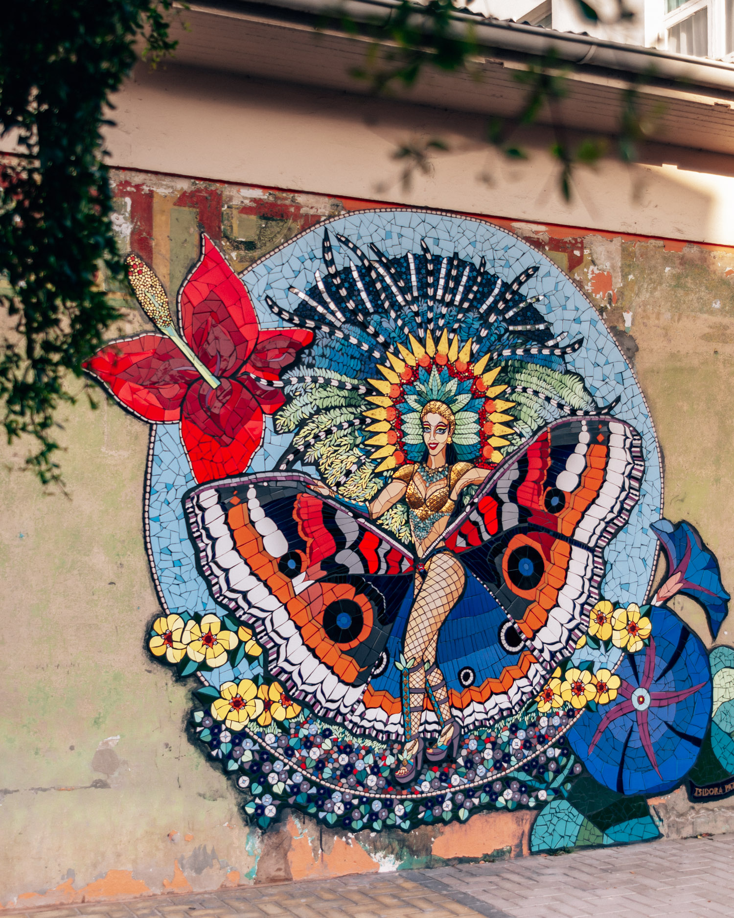 The Ultimate Aruba Travel Guide | Street art mural in San Nicolas