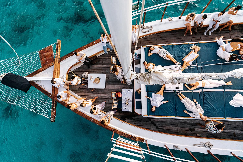 Sunset Boat Tour, Aruba