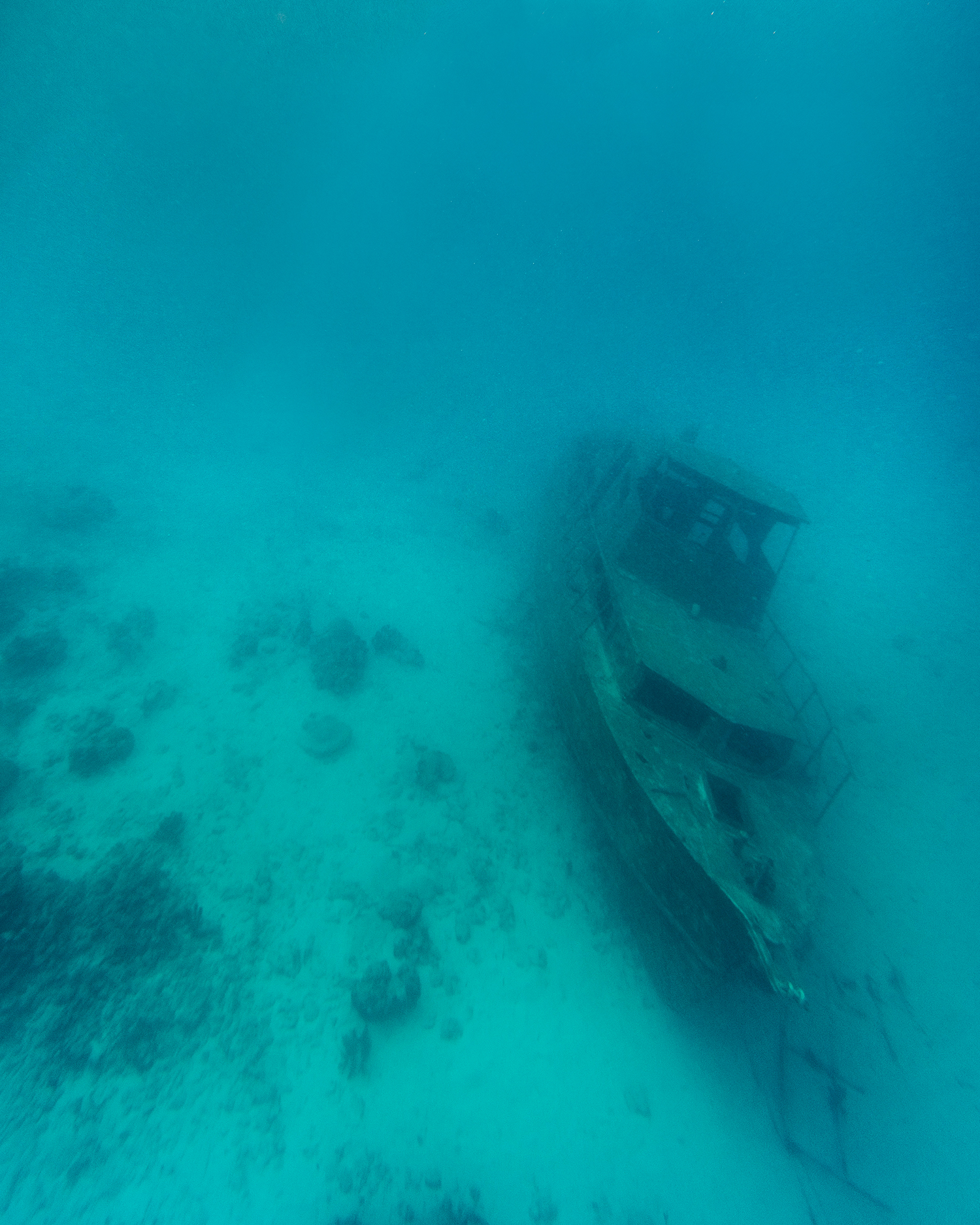 Aruba Scuba Diving - Antilla Wreck