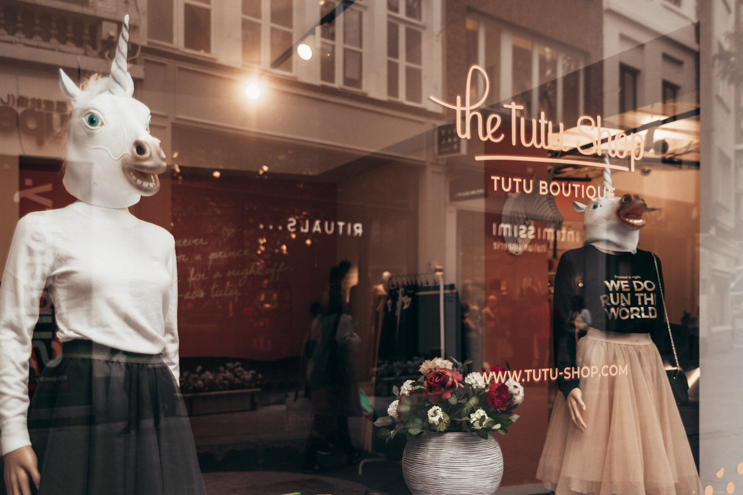 The Tutu Shop, Antwerp