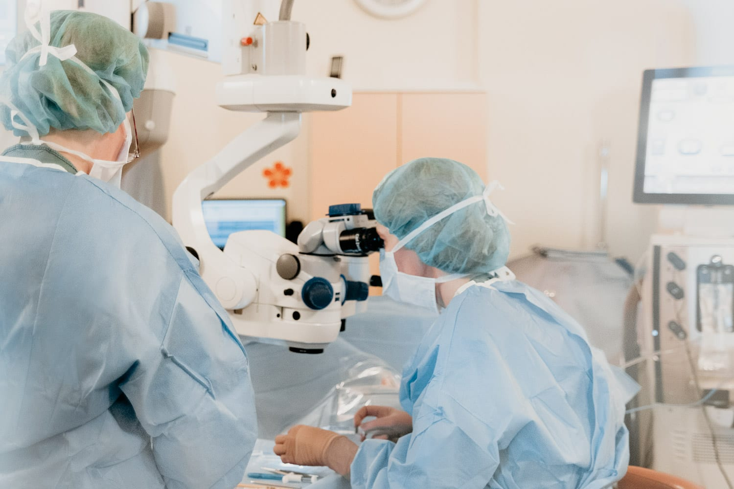 ICL surgery at Latvian American Eye Center (LAAC), Riga, Latvia