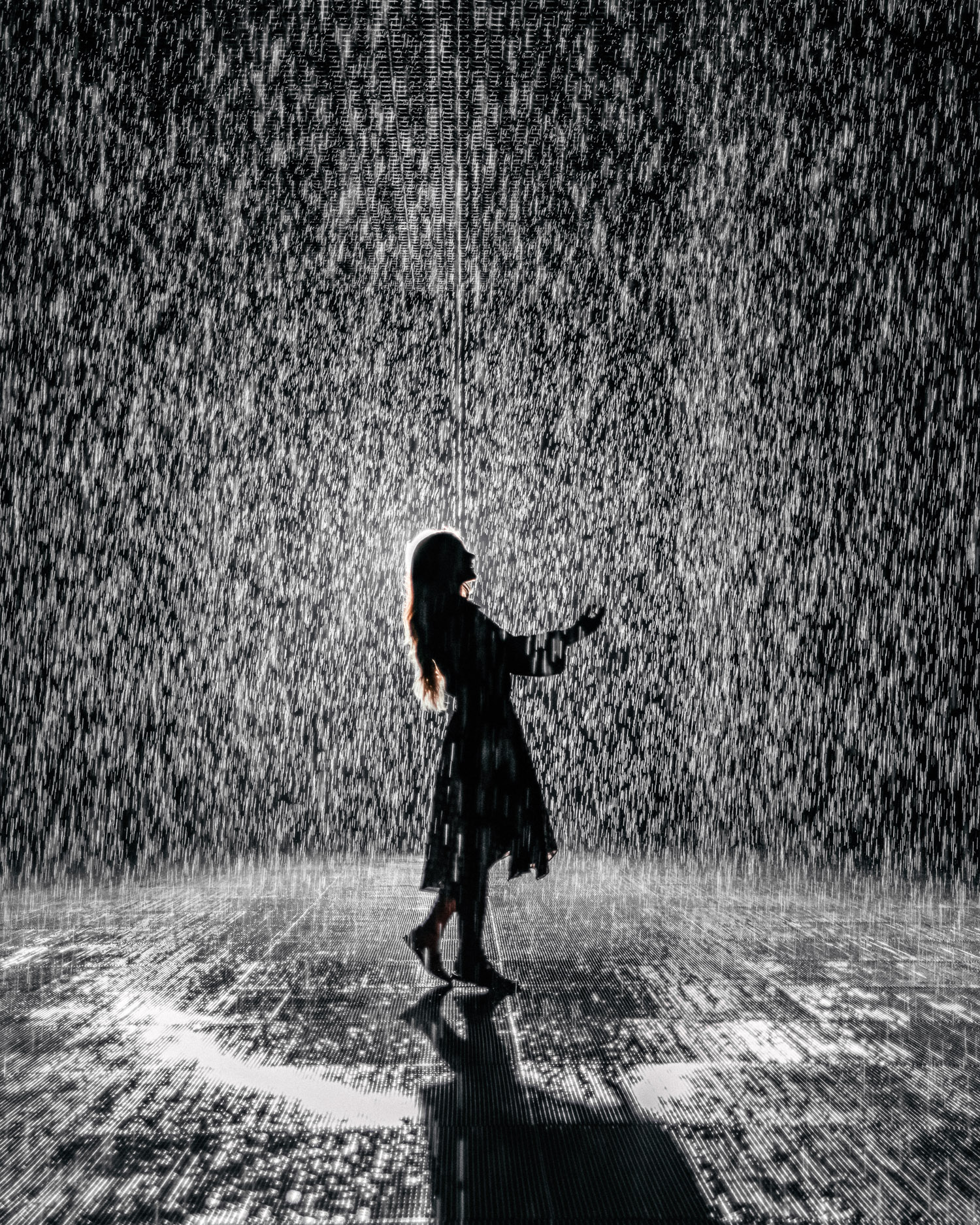 Things to Do in Sharjah - Visit the Rain Room, Sharjah Art Foundation