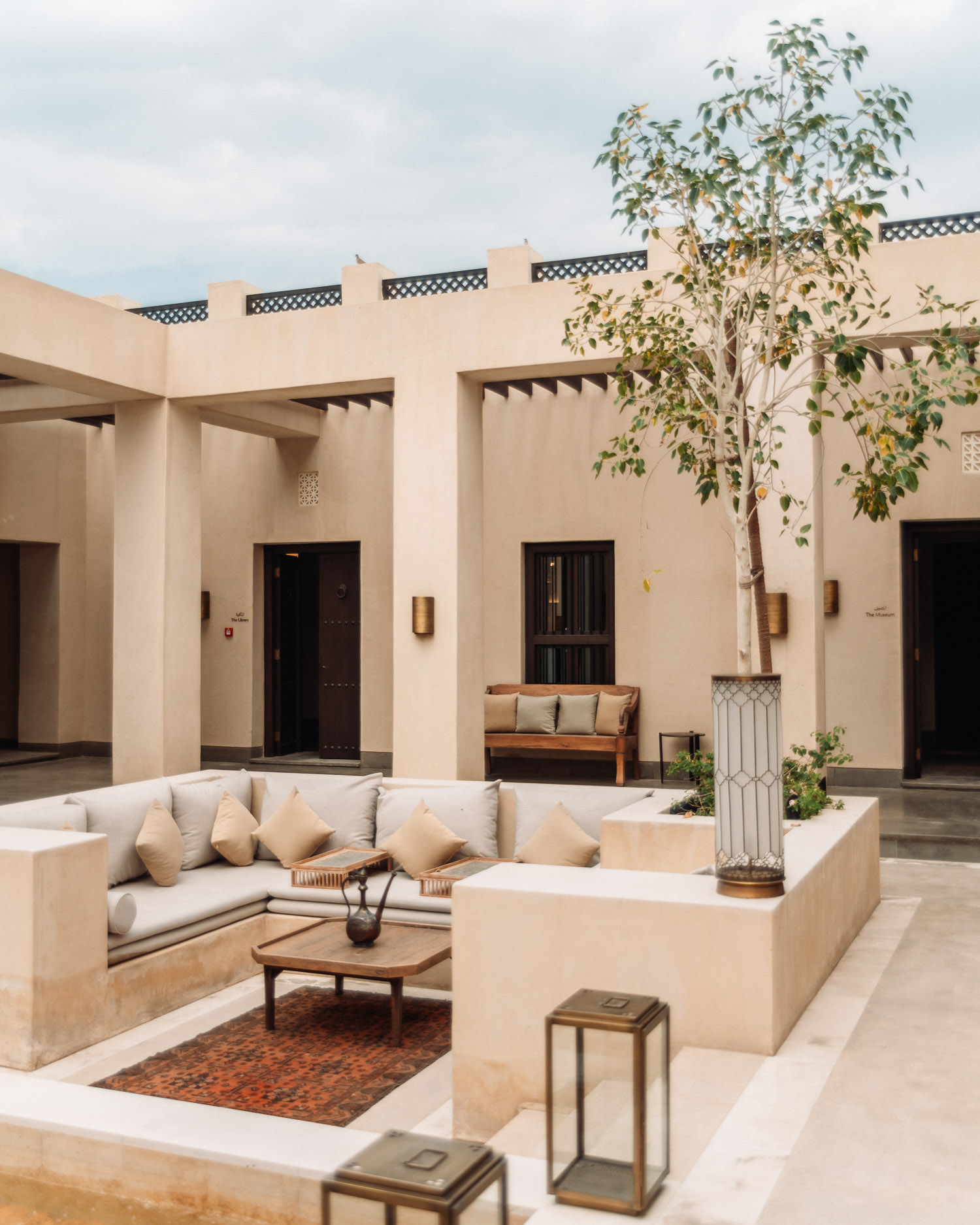 Heritage Courtyard, Al Bait Sharjah