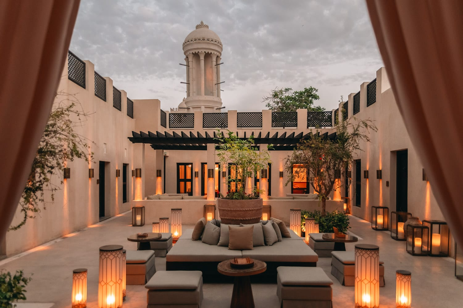 Al Bait Sharjah Hotel Review - A Five-Star Boutique Resort in UAE
