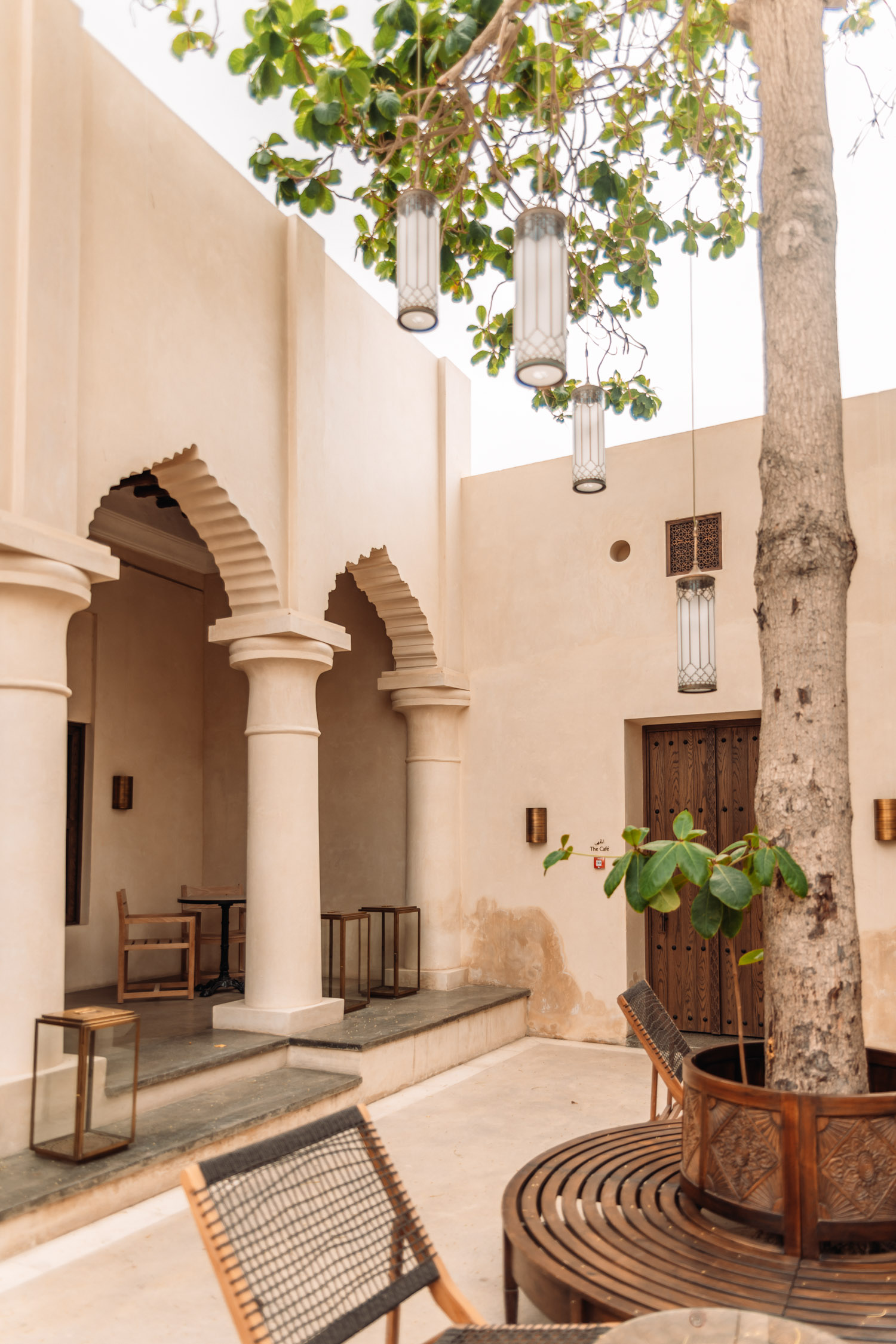 The Café at Al Bait Sharjah