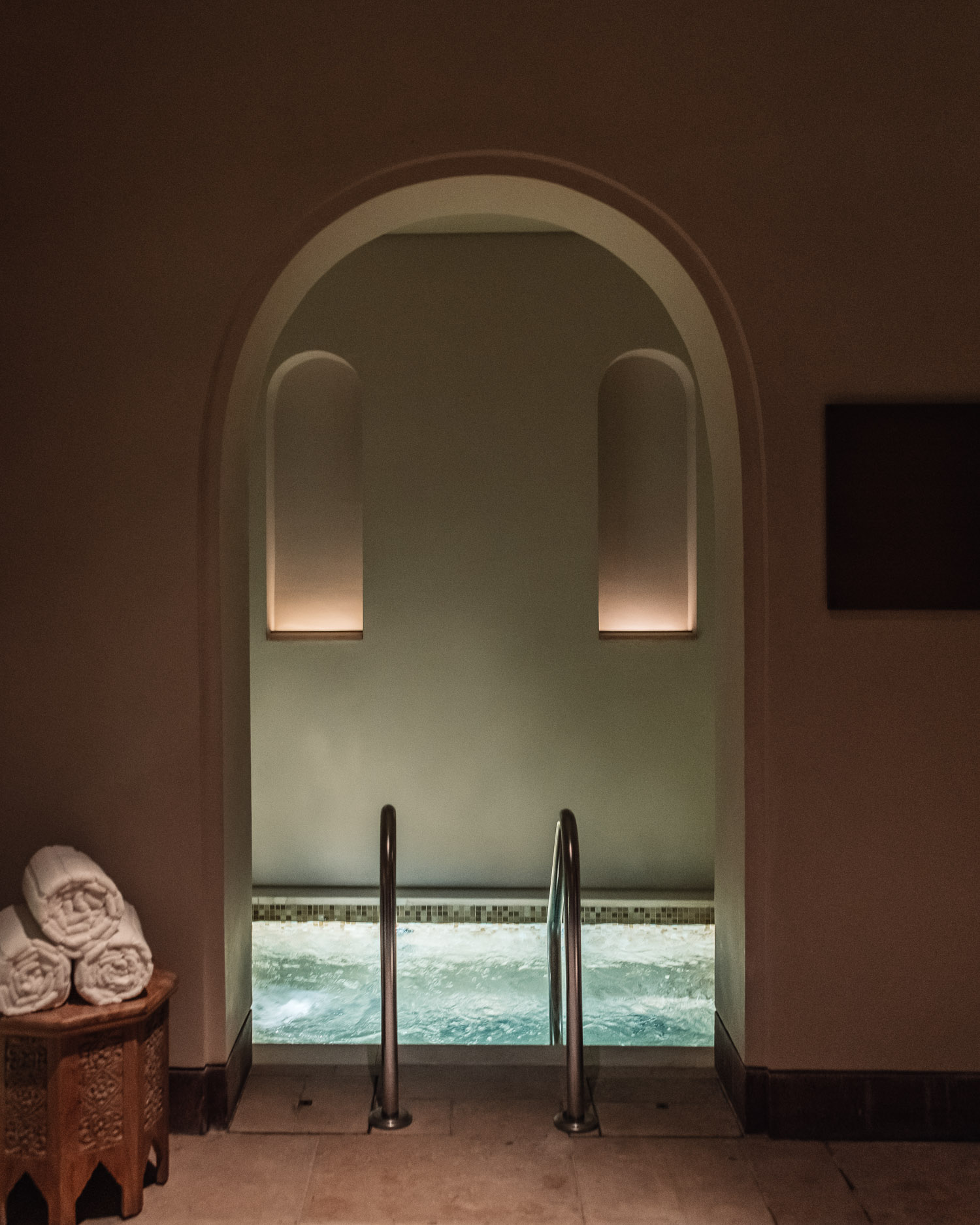 Luxury Spa & Wellness at Al Bait Sharjah, UAE