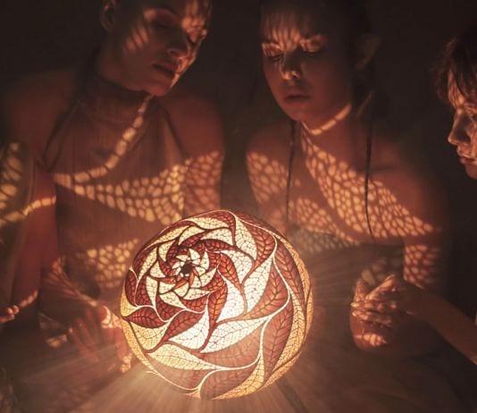Handmade magical lights
