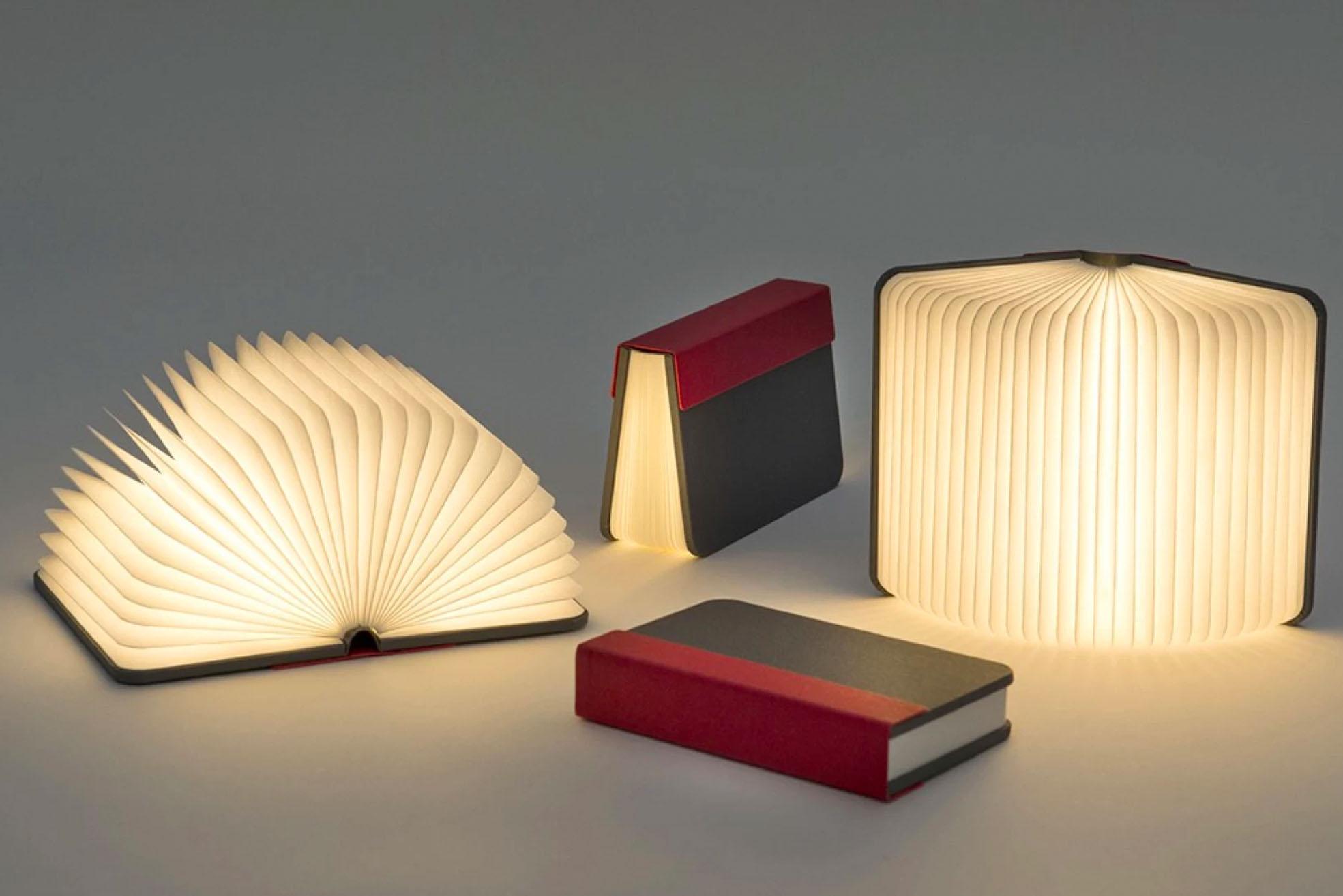 Mini Lumio+ lamp by Max Gunawan
