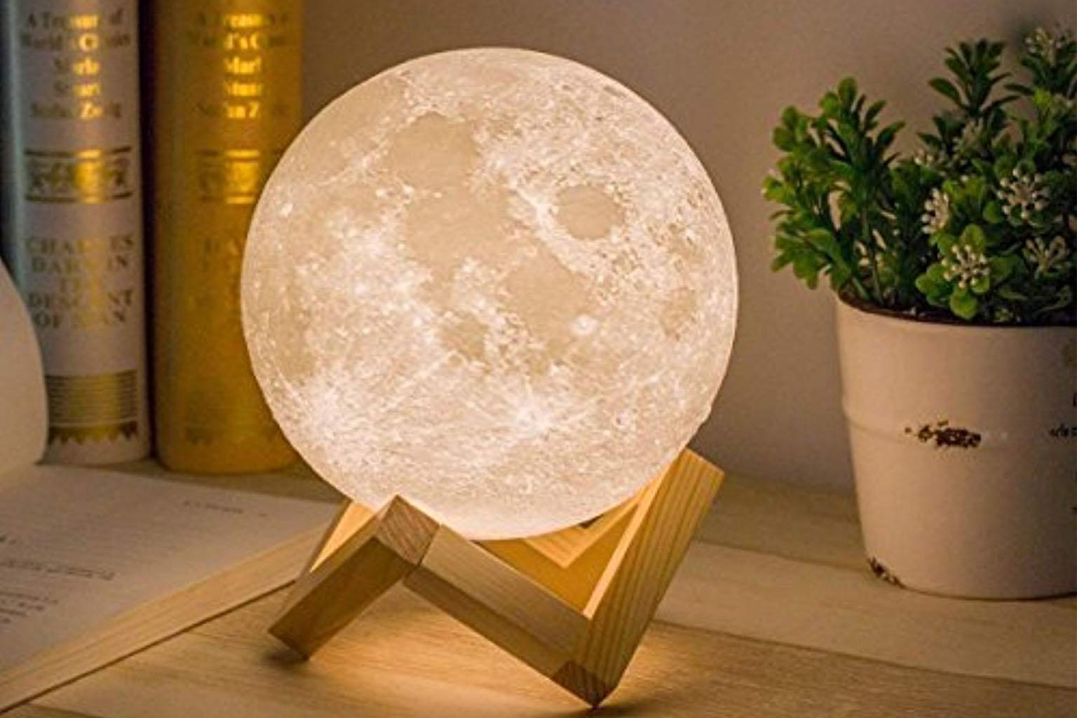 Lunar Light Moon