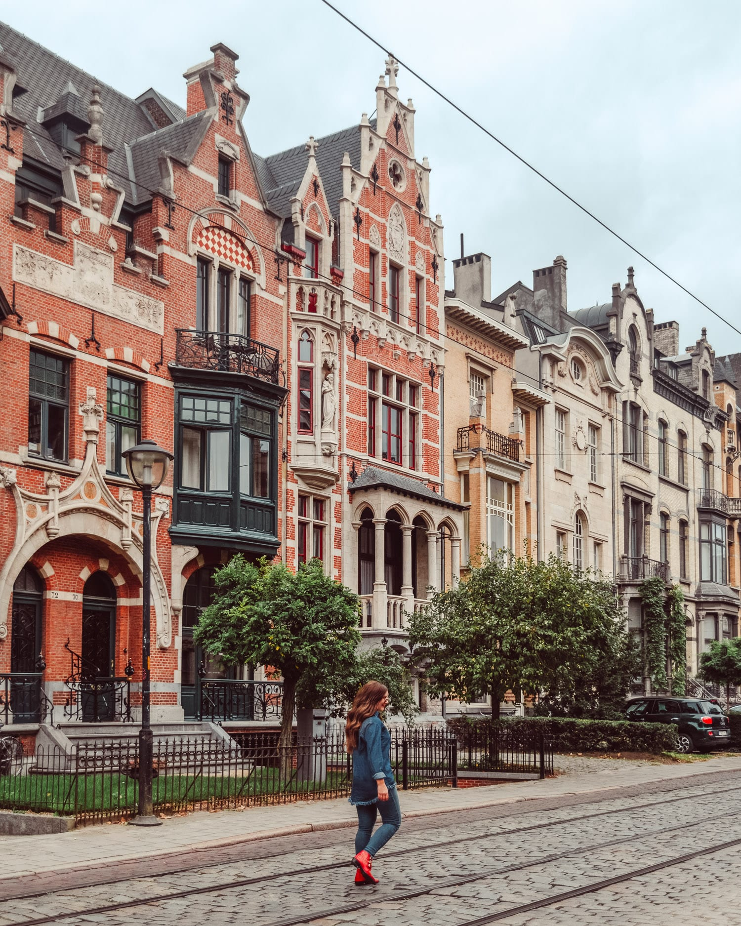 Visit Zurenborg District | Things to do in Antwerp