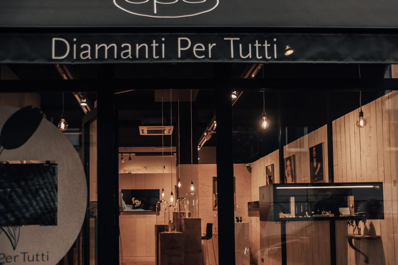 Diamanti Per Tutti Store in Antwerp