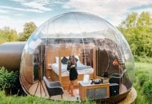 Finn Lough Resort: Stay in a Forest Bubble Dome in Northern Ireland