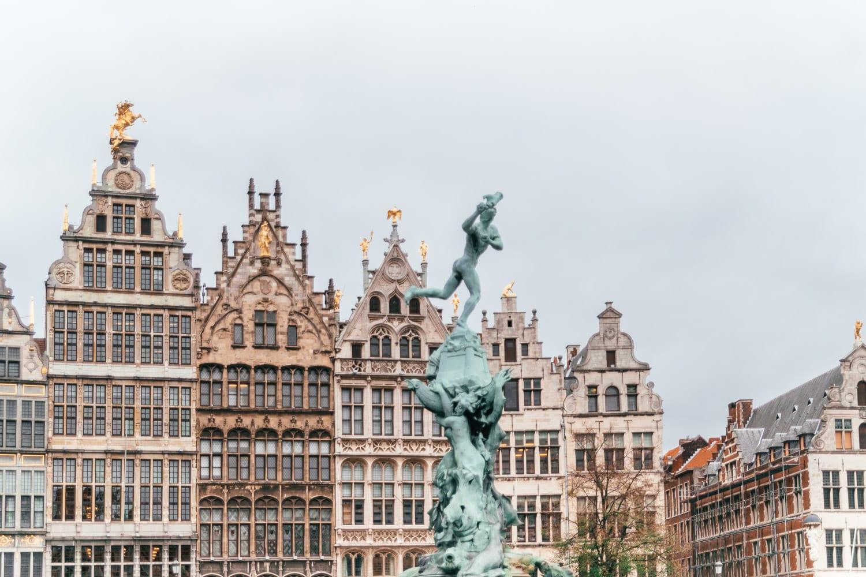 Grote Markt | Antwerp, Belgium | Attractions