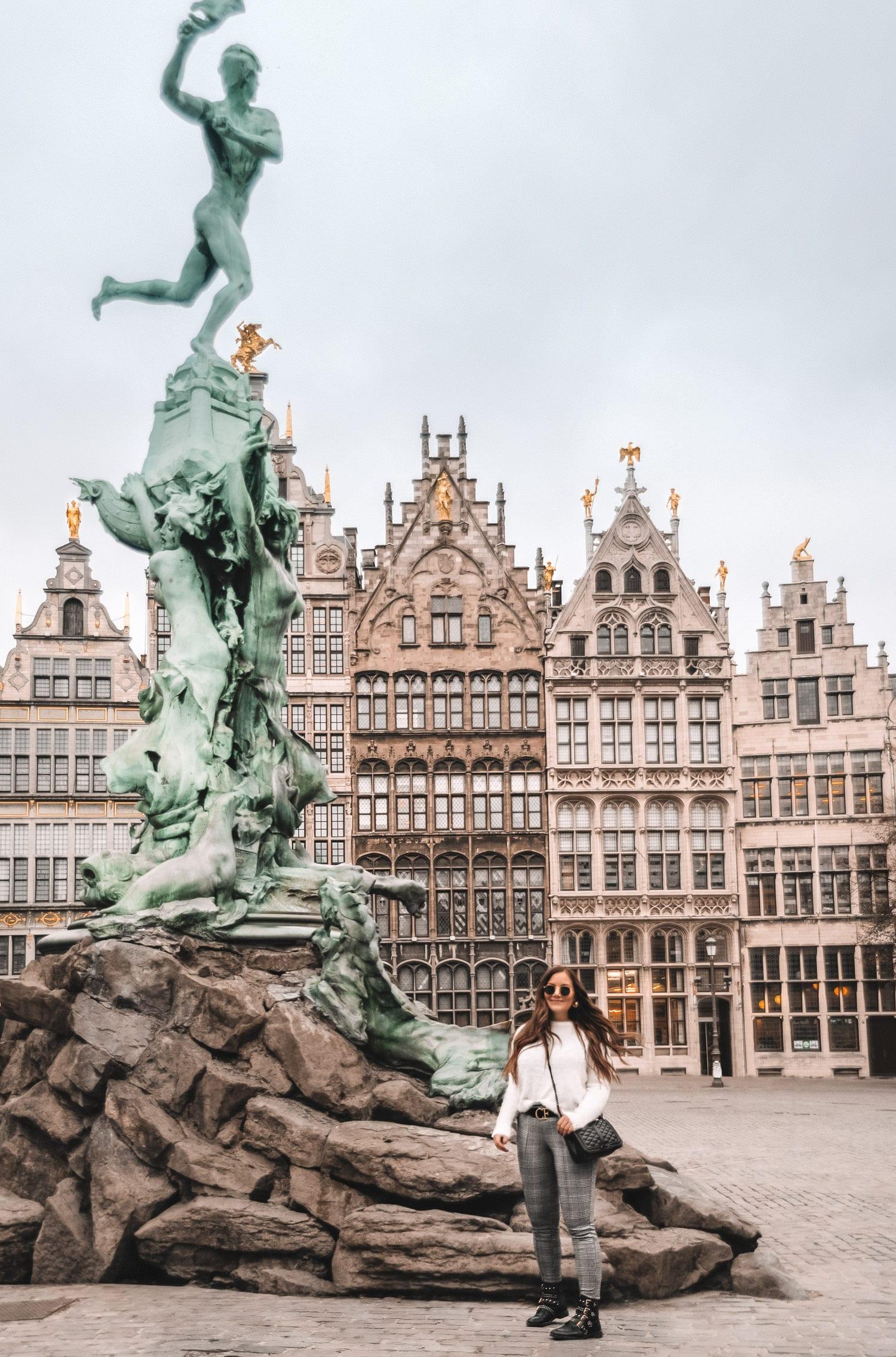 Grote Markt | Antwerp, Belgium Attractions