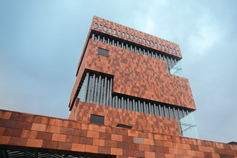 MAS Museum Antwerp, Belgium