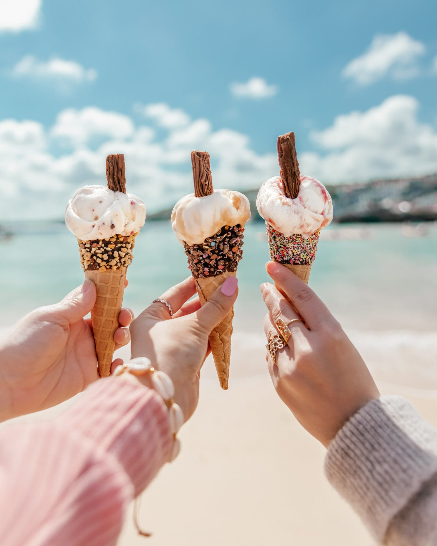 Moomaid of Zennor - Instagrammable Cornish Ice Cream, Cornwall, St Ives
