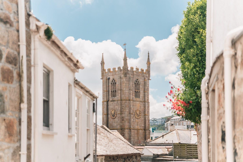 St. Ives Parish Church, Cornwall, England, UK