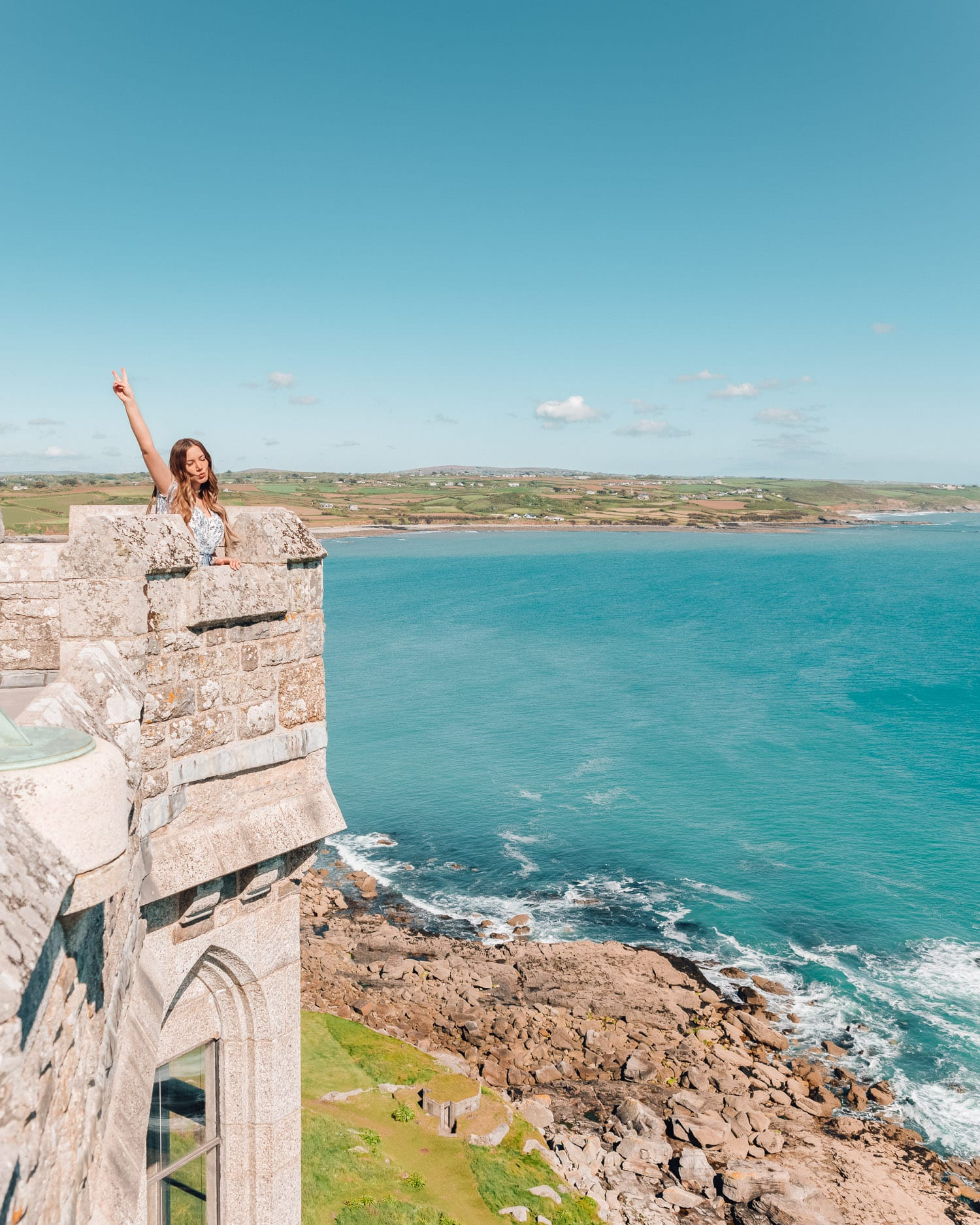 St. Michael's Mount | Castle in Cornwall, England, UK