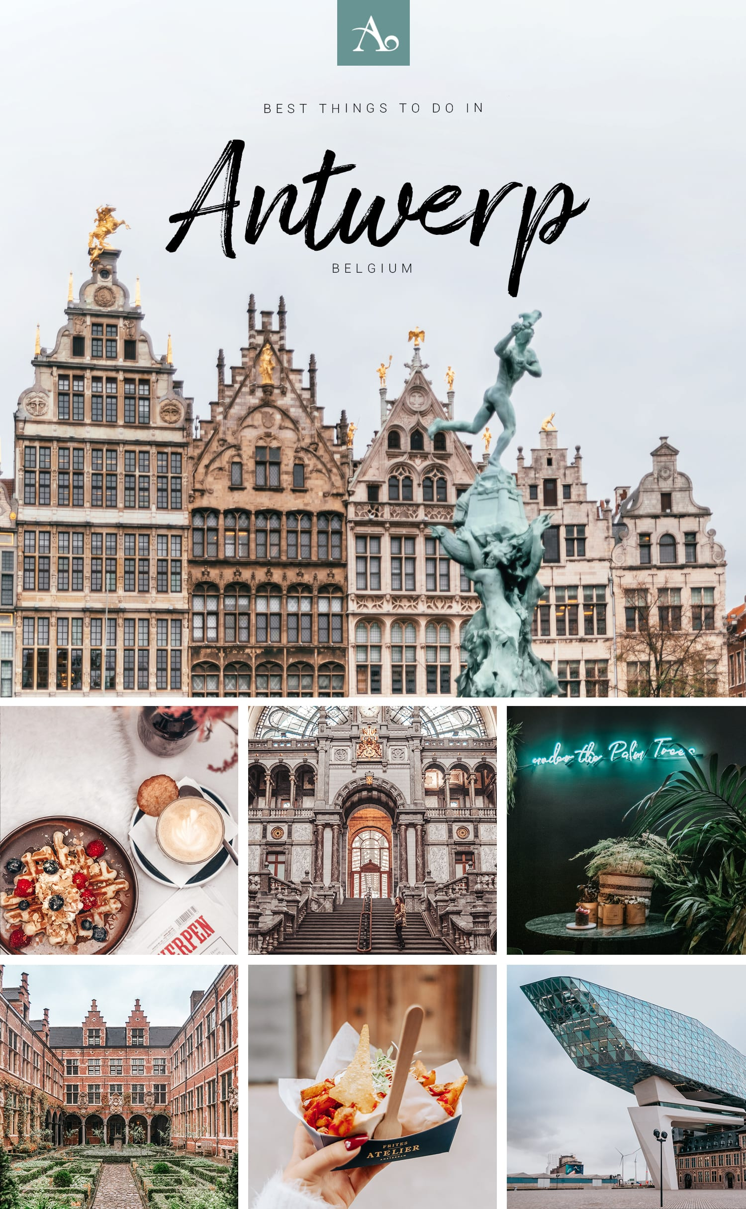 Best Things to Do in Antwerp, Belgium