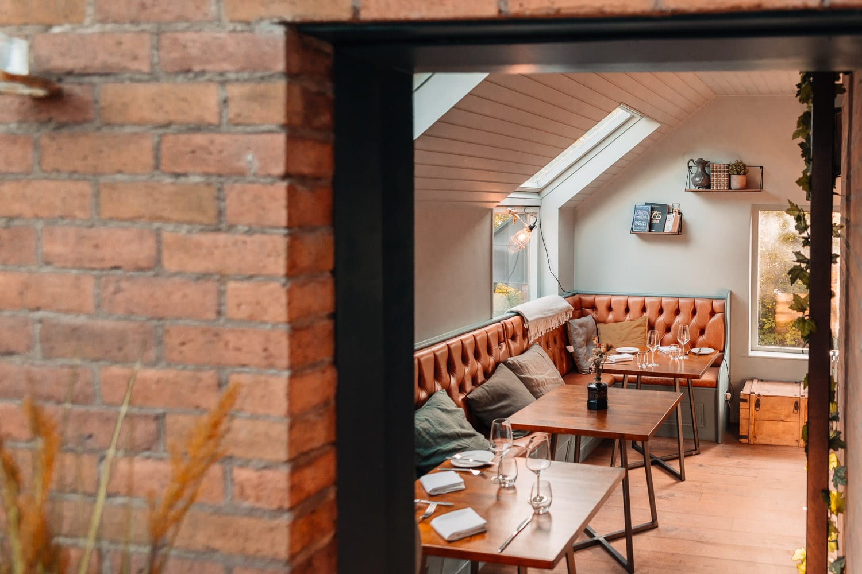 Restaurangen - Finn Lough, Enniskillen, Nordirland