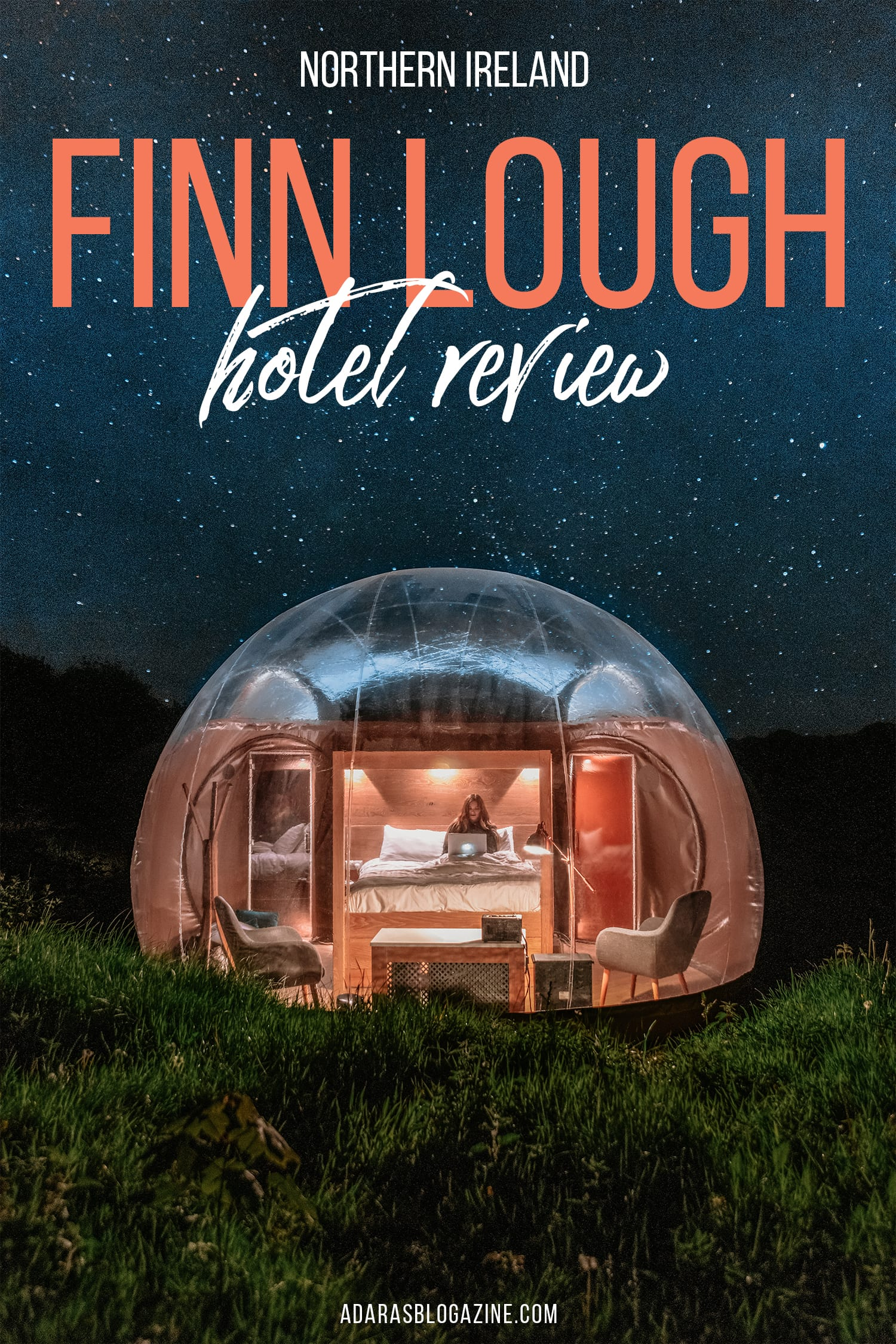 Bubble Domes Review: Finn Lough Resort, Northern Ireland