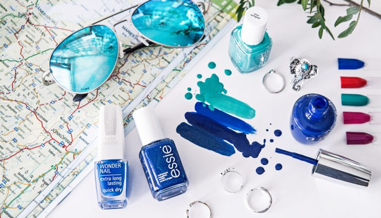 5 Hot nail polish colors to try this summer