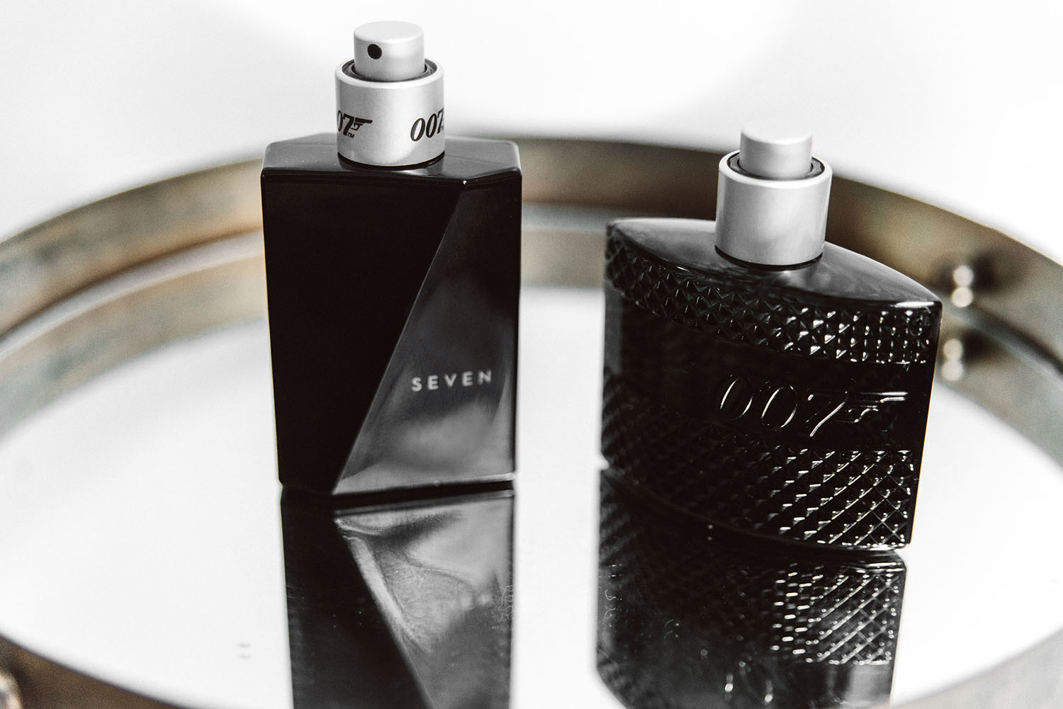 Herrparfymer / perfumes for men: James Bond 007 Seven EdT & James Bond 007 EdT
