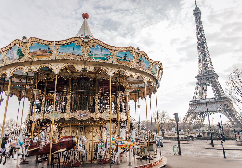 24 Hours in Paris - with L'Oréal Professionnel