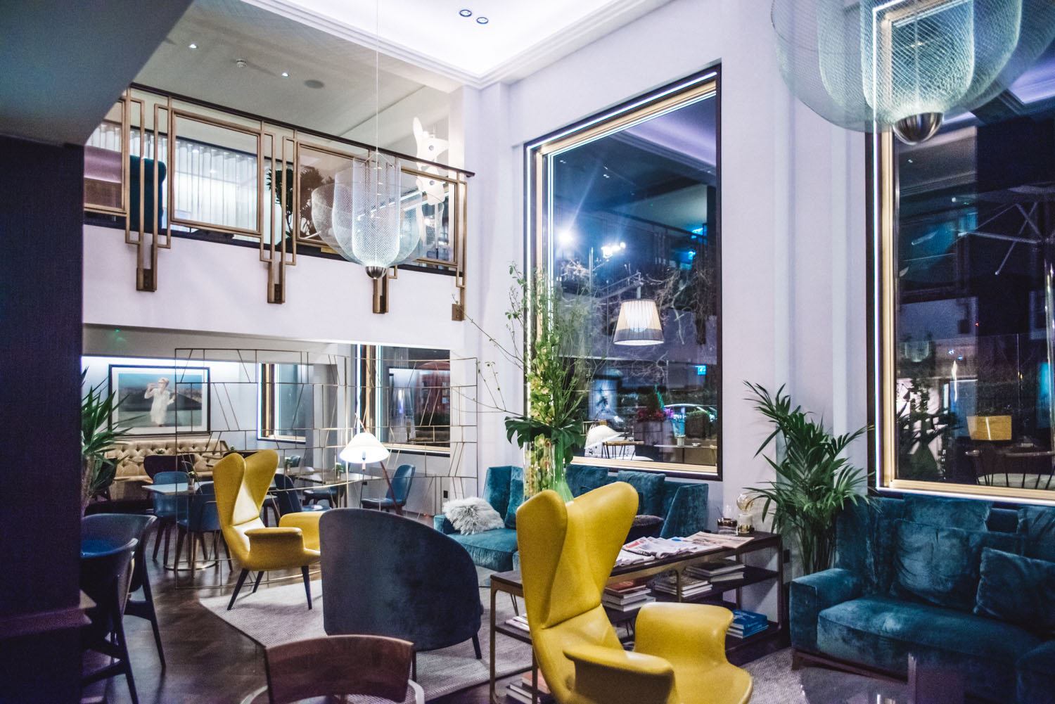 Interior at The Athenaeum - Five-star luxury hotel in the heart of Mayfair