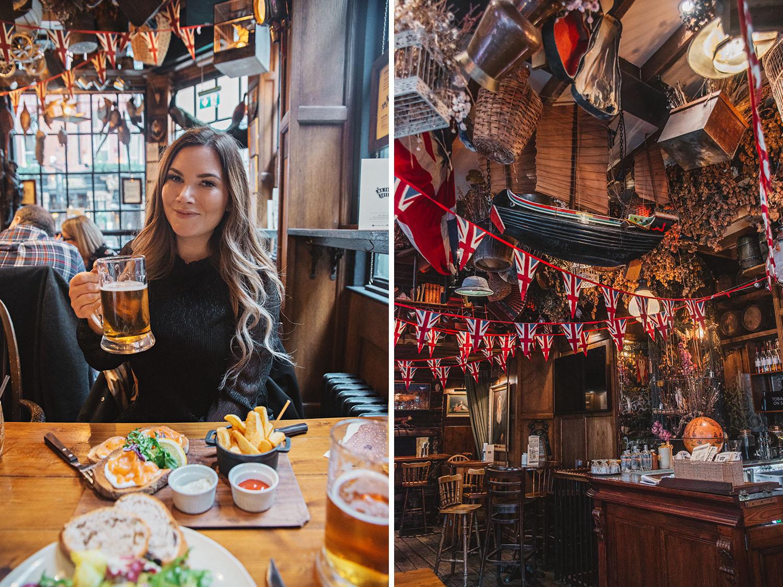 Mr Fogg's Tavern in Covent Garden
