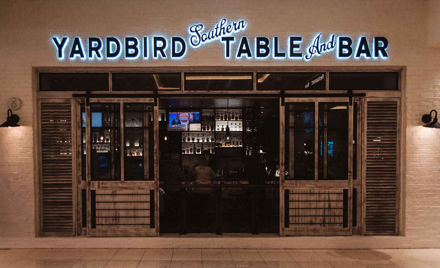 Yardbird Southern Table & Bar in Las Vegas