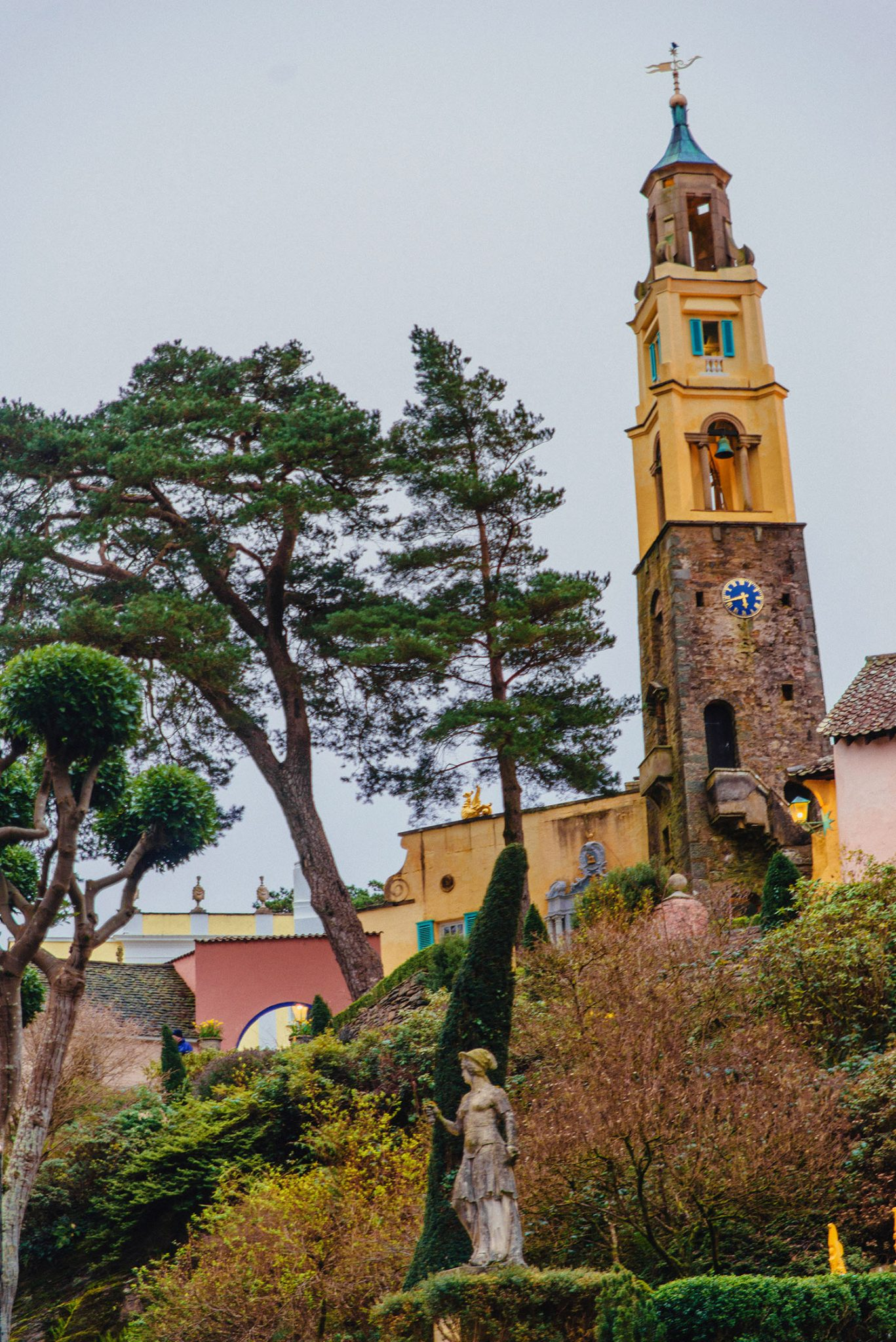 Portmeirion - The Bell Tower