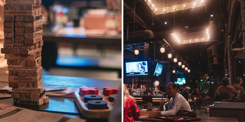 Bar Games at Beerhaus in Las Vegas