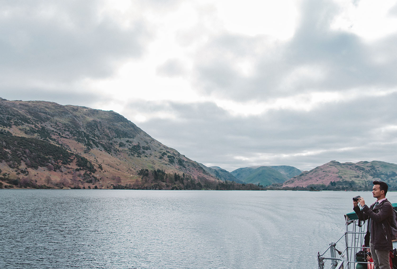 Ullswater Steamer - Tour in Lake District
