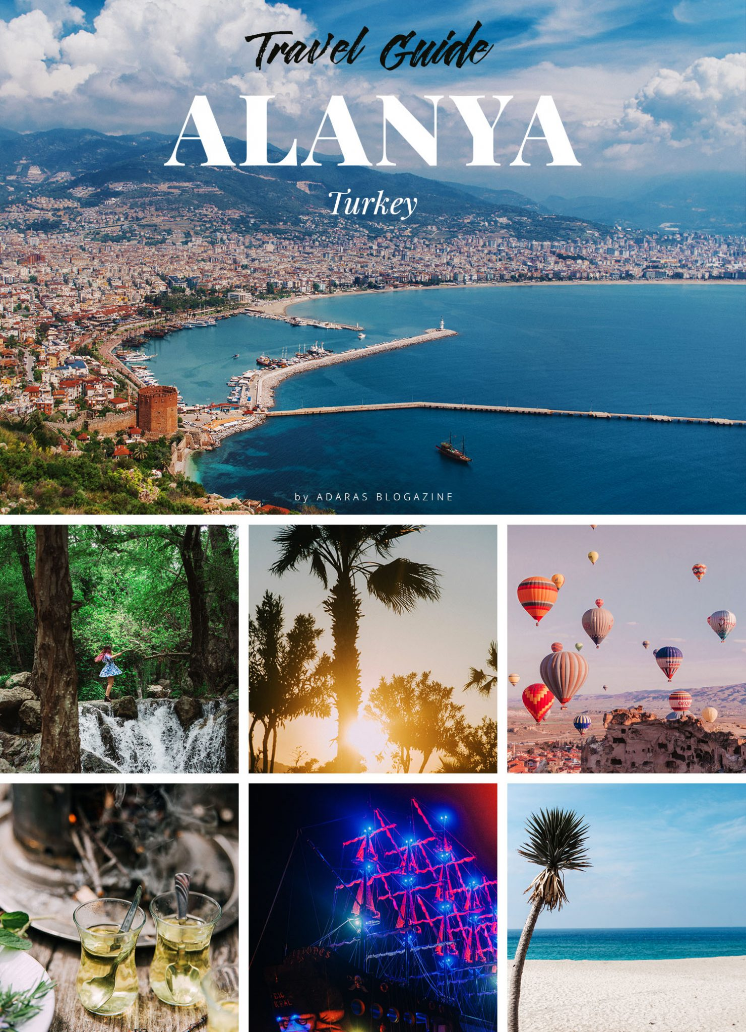 ADARAS Travel guide to Alanya - Attractions & Adventures in the Turkish Riviera