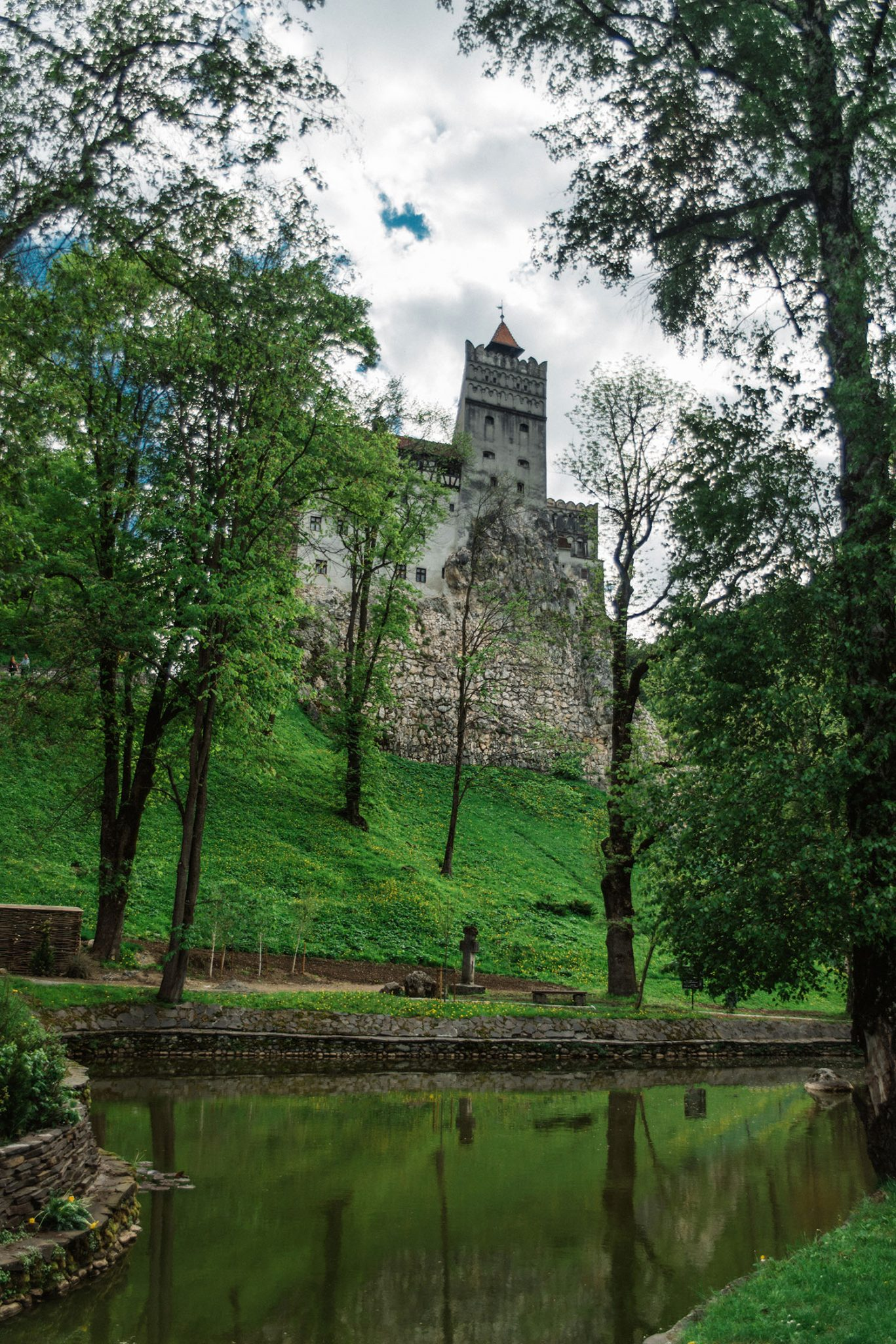 From Bucharest to Dracula's Castle in Transylvania