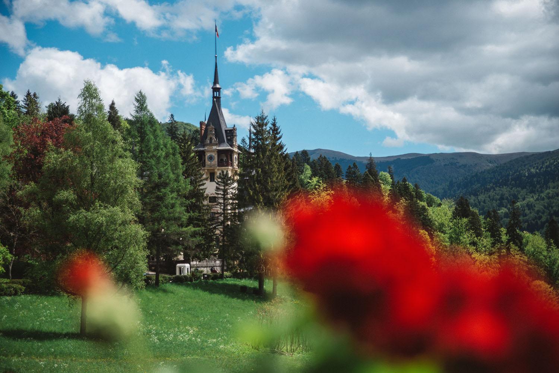 The Stunning Peleş Castle in Romania