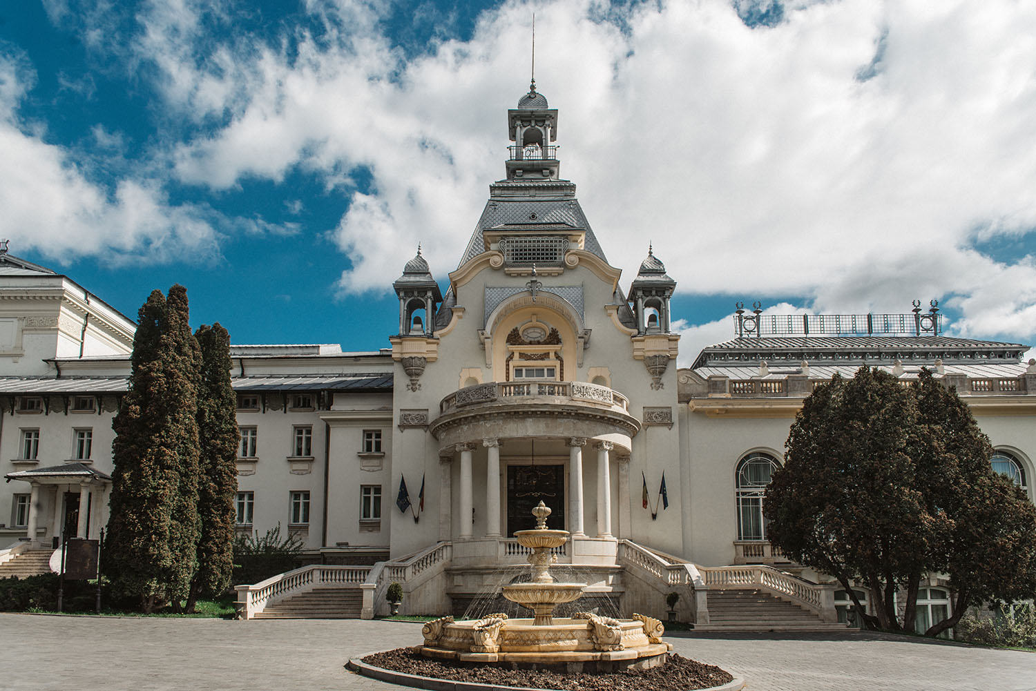 Sinaia Casino in Romania