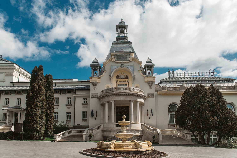 Sinaia Casino in Romania