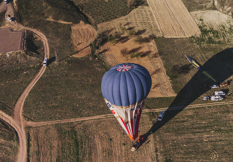 Voyager Balloons in Cappadocia, Turkey