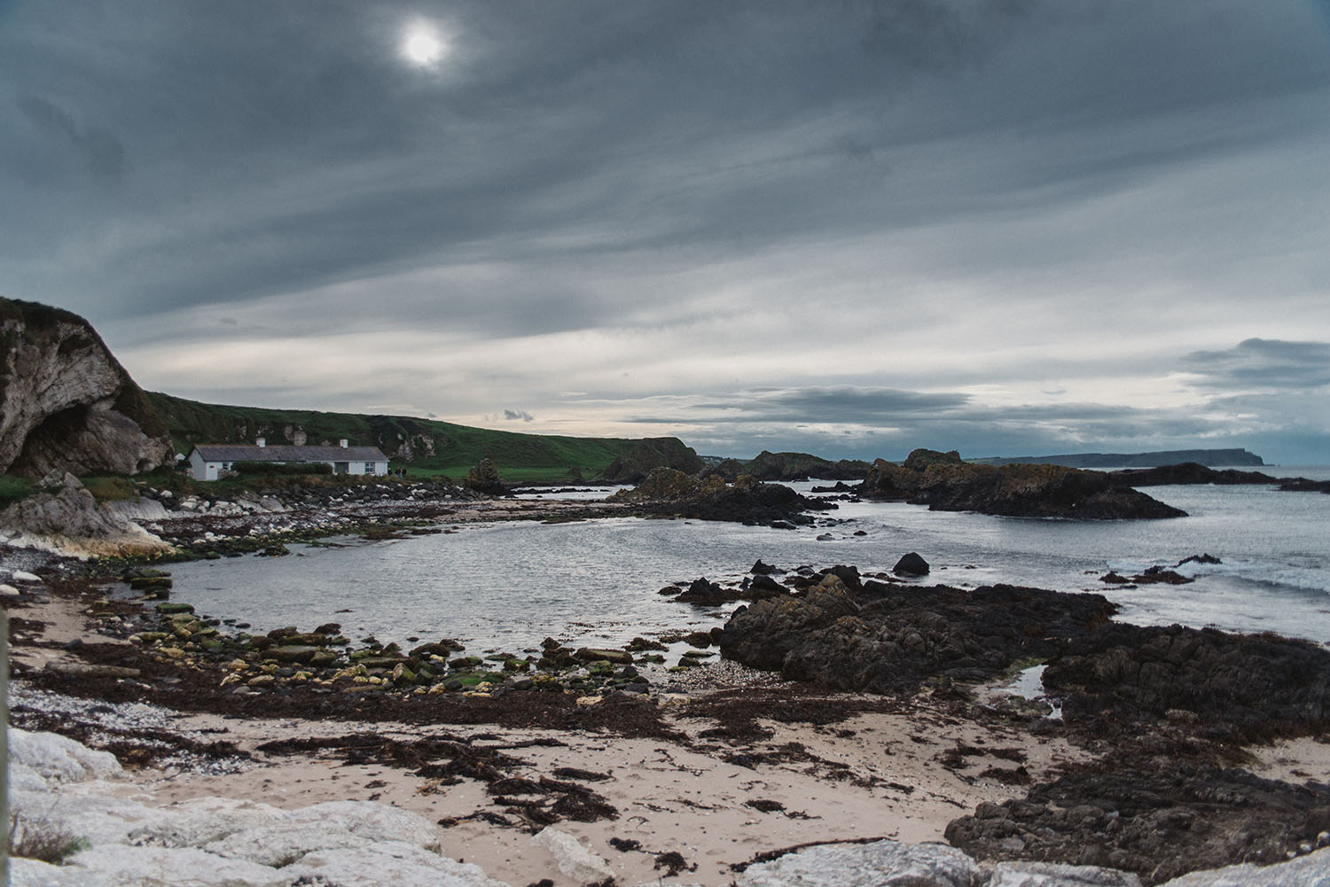 Ballintoy Harbour - Game of Thrones Filming Location in Northern Ireland