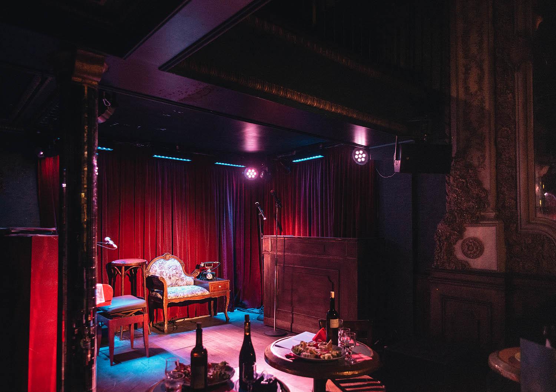 Cabaret på Madame Arthur / Divan du Monde