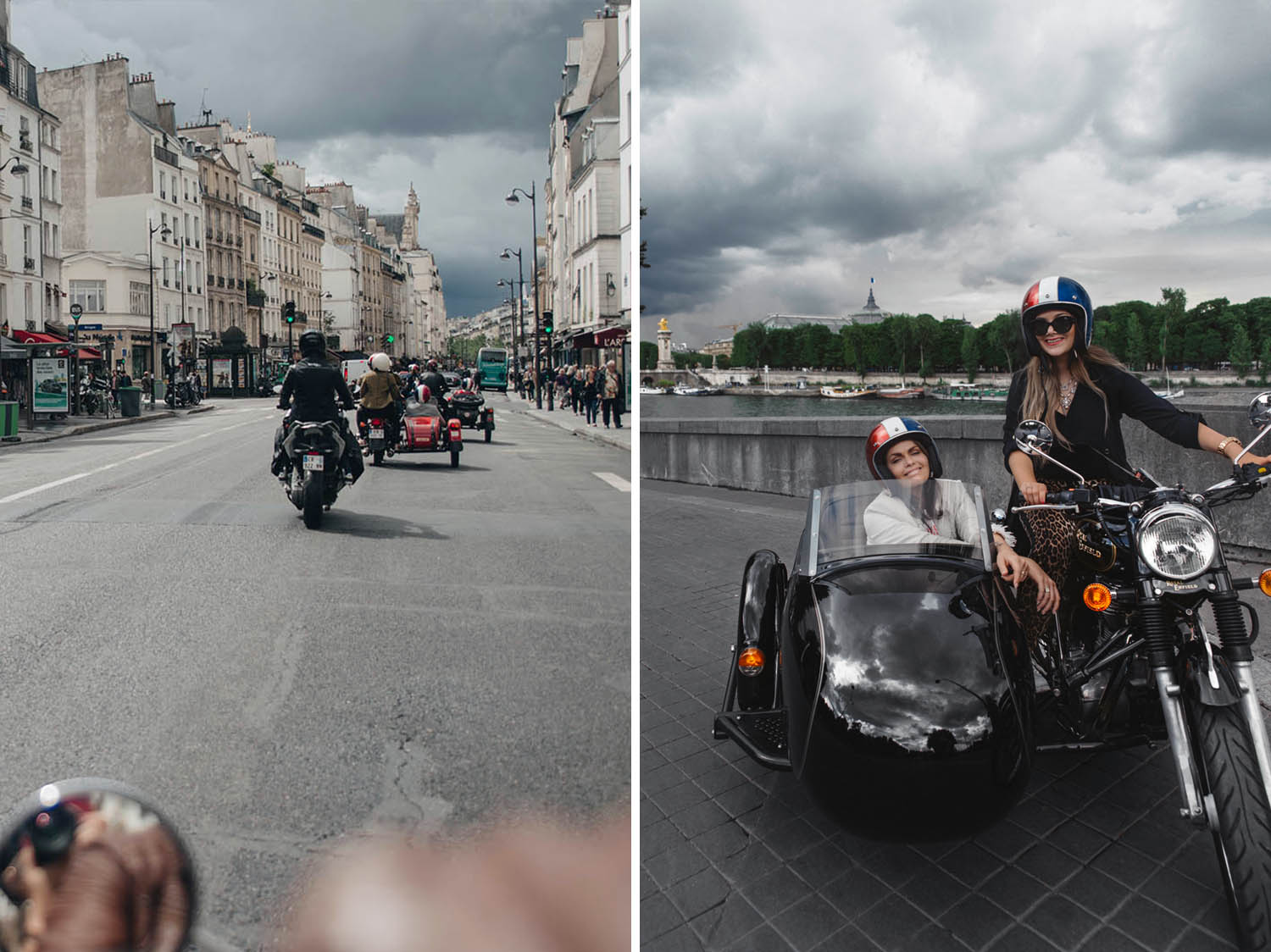 Sightseeing i Paris med Retro Tour