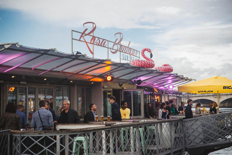 Rosa Bonheur Sur Seine i Paris