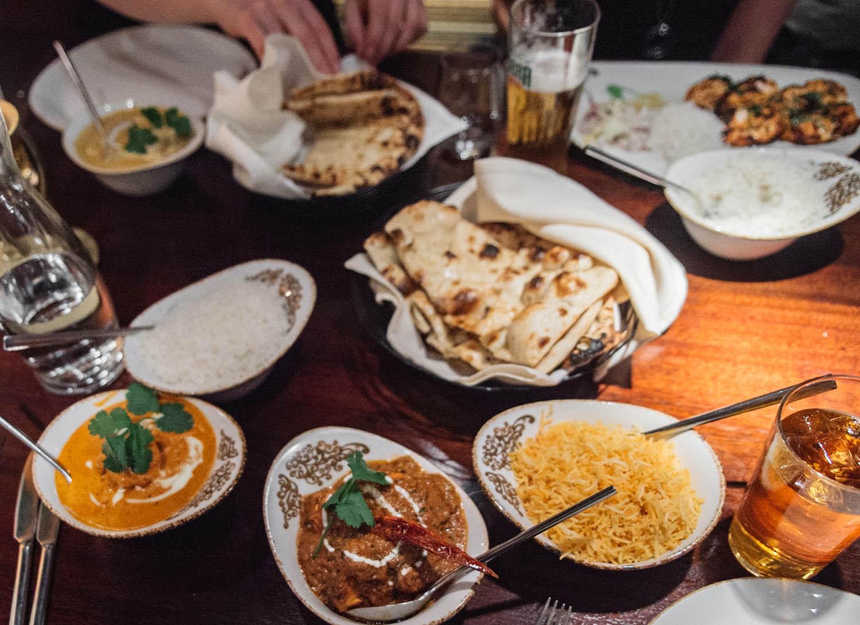 Ahsas Indian Restaurant in Birmingham