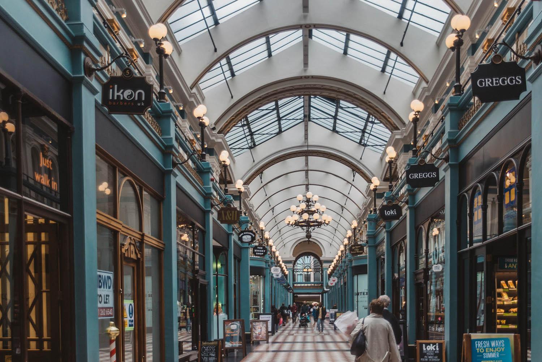 Great Western Arcade Birmingham