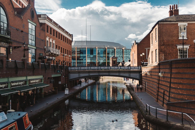 Sherborne Wharf Boat Trip in Birmingham
