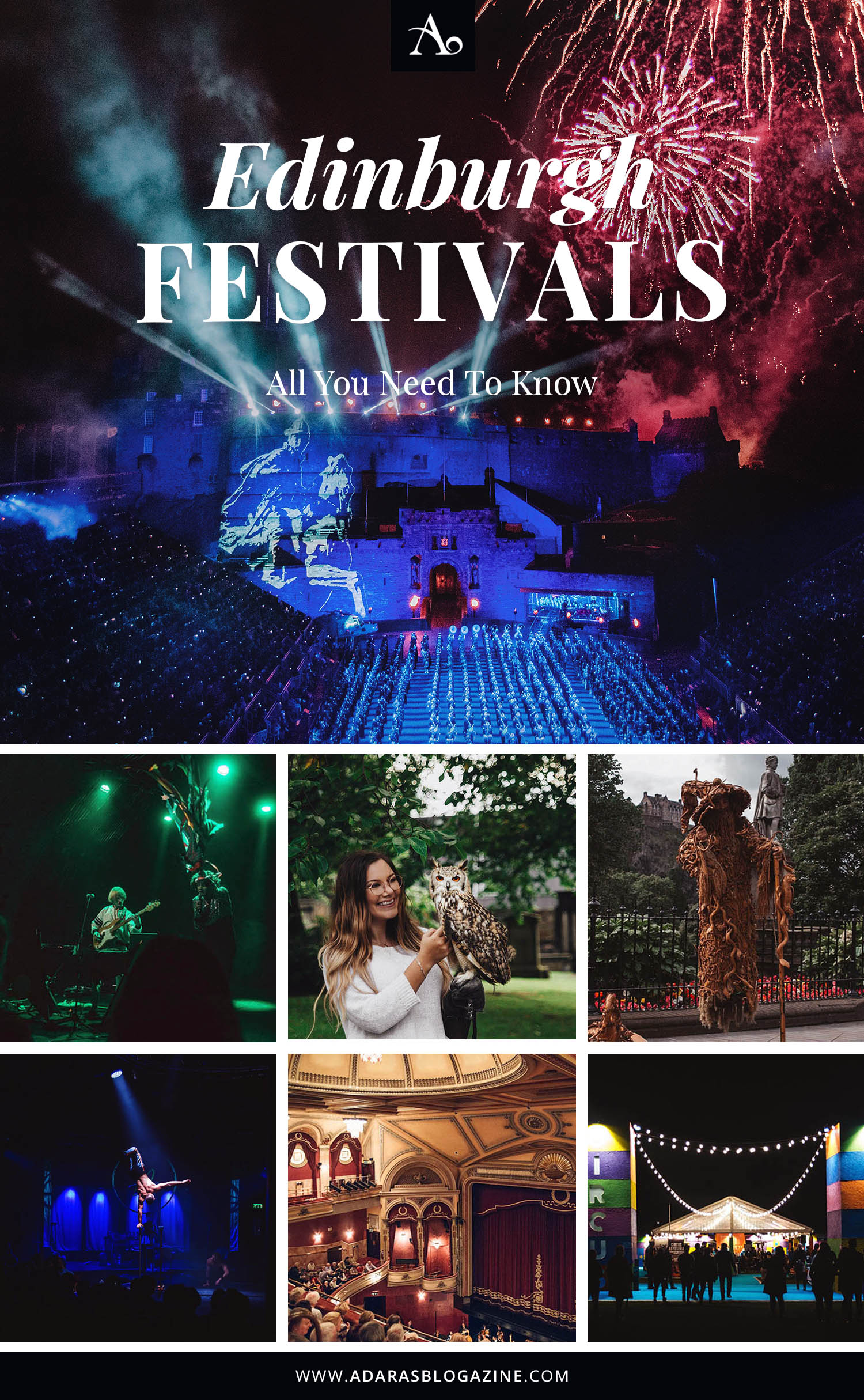 Edinburgh Festivals Guide: All you need to know