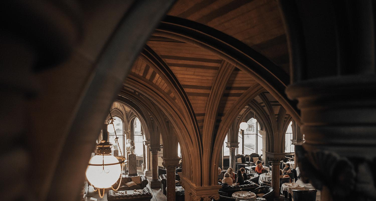 Manchester Town Hall Cafe